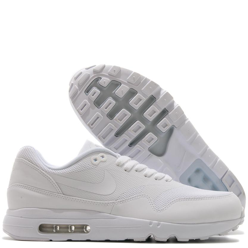 NIKE AIR MAX 1 ULTRA 2.0 / WHITE . 875679-100