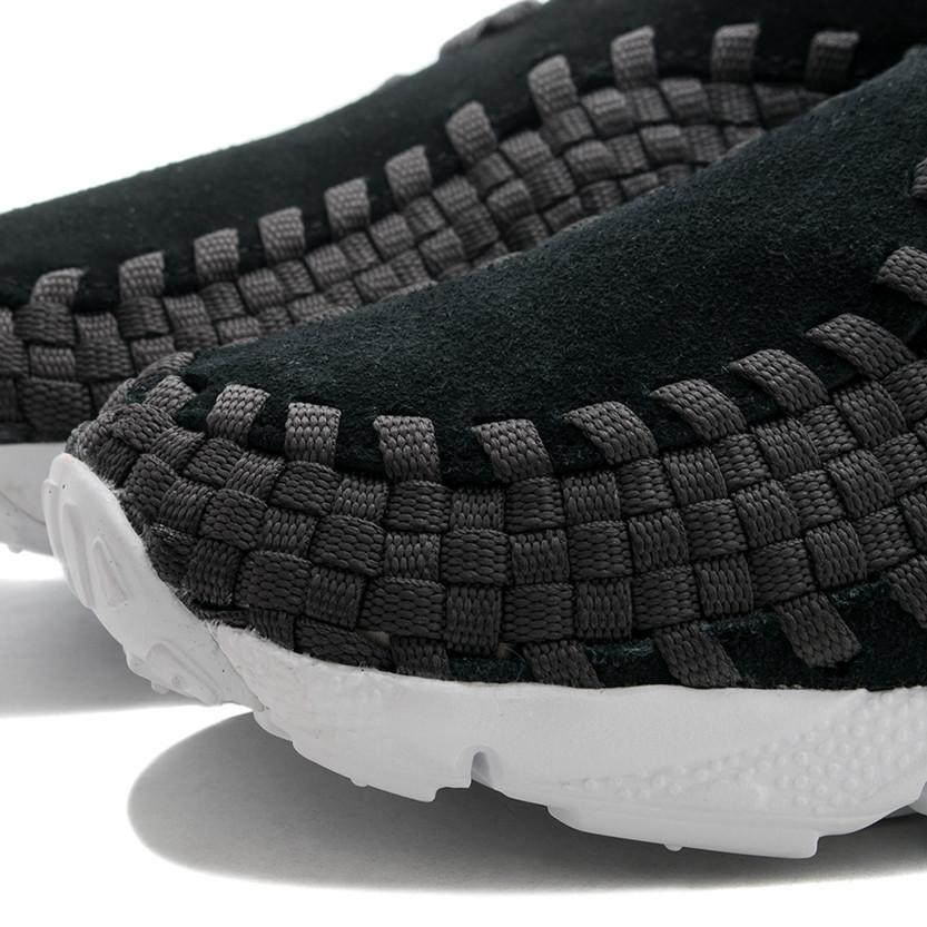 NIKE AIR FOOTSCAPE WOVEN NM / BLACK . Style code:  875797-001