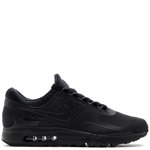 876070-006 . NIKE AIR MAX ZERO ESSENTIAL BLACK / BLACK