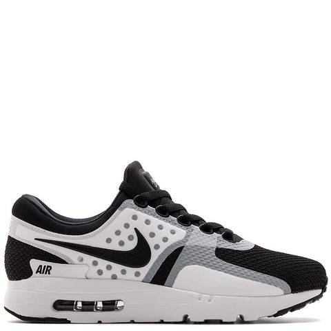 NIKE AIR MAX ZERO ESSENTIAL / WHITE