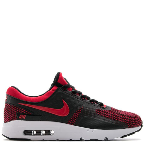 NIKE AIR MAX ZERO ESSENTIAL / UNIVERSITY RED . 876070-600