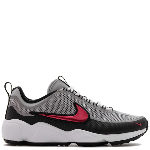 NIKE AIR ZOOM SPIRIDON ULTRA / METALLIC SILVER