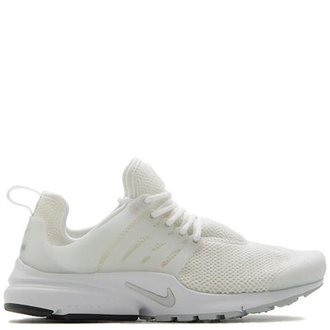 NIKE WOMEN'S AIR PRESTO WHITE / PURE PLATINUM - 1