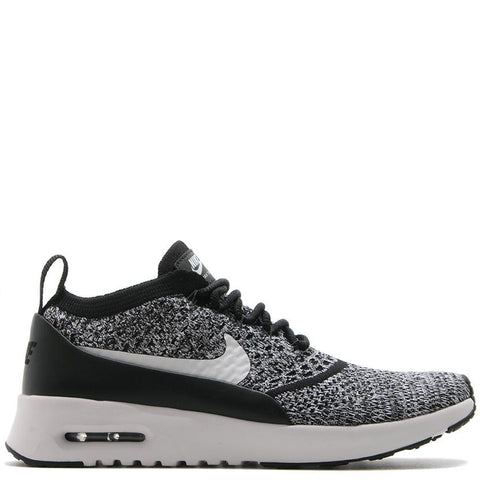 NIKE WOMEN'S AIR MAX THEA FLYKNIT / BLACK . Style code 881175001