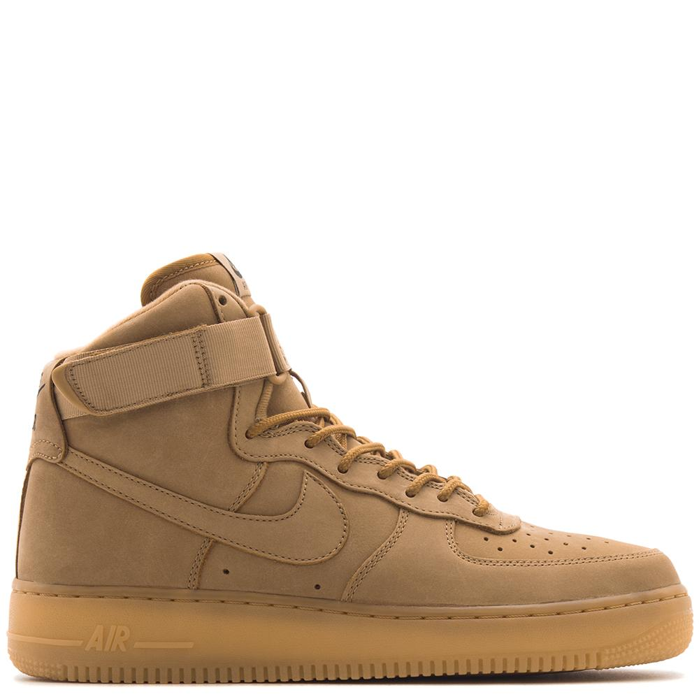 NIKE AIR FORCE 1 HIGH '07 LV8 WB / FLAX