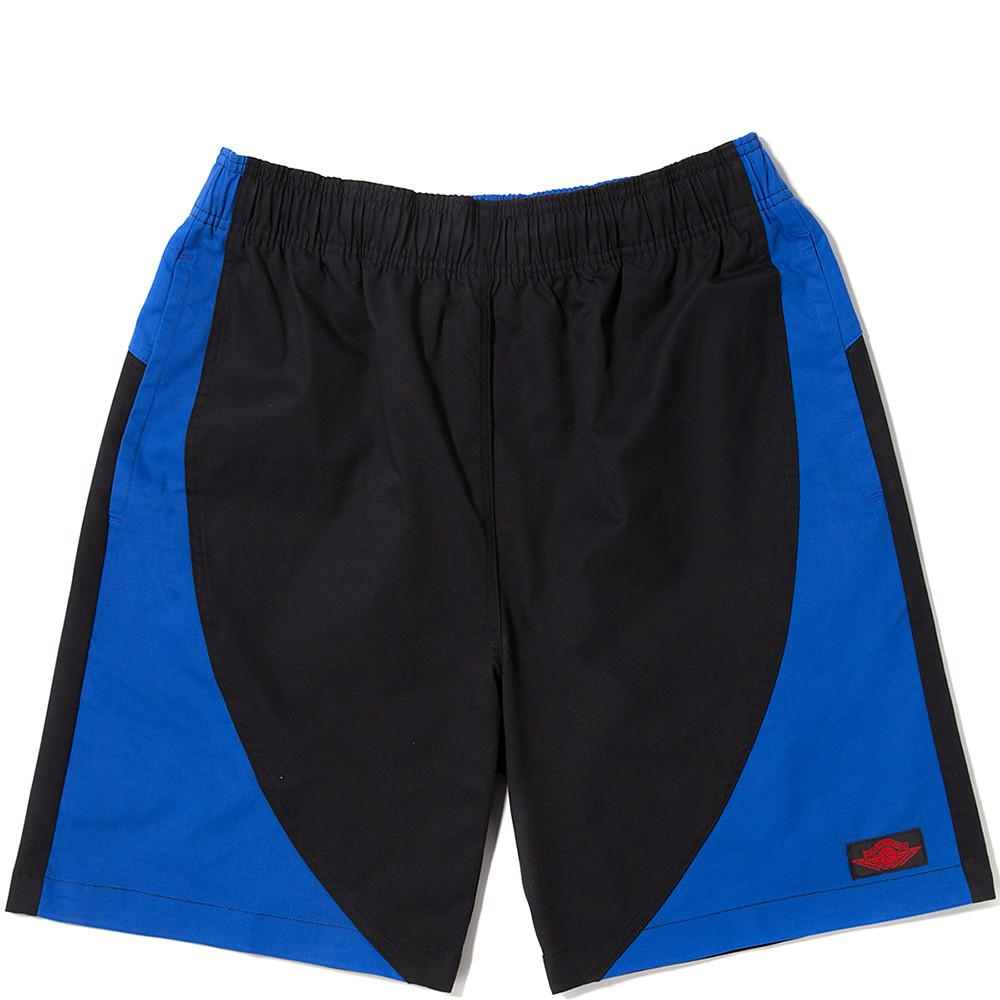 style code 884269480. JORDAN BLUE LABEL TIER ZERO MUSCLE SHORT / GAME ROYAL