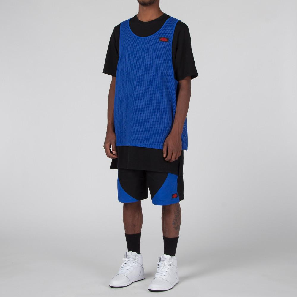 JORDAN BLUE LABEL TIER ZERO MUSCLE SHORT / GAME ROYAL