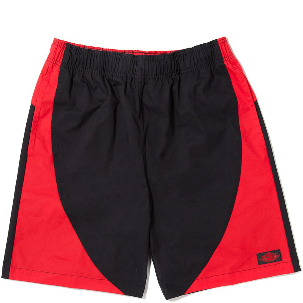 style cod 884269657. JORDAN BLUE LABEL TIER ZERO MUSCLE SHORT / UNIVERSITY RED