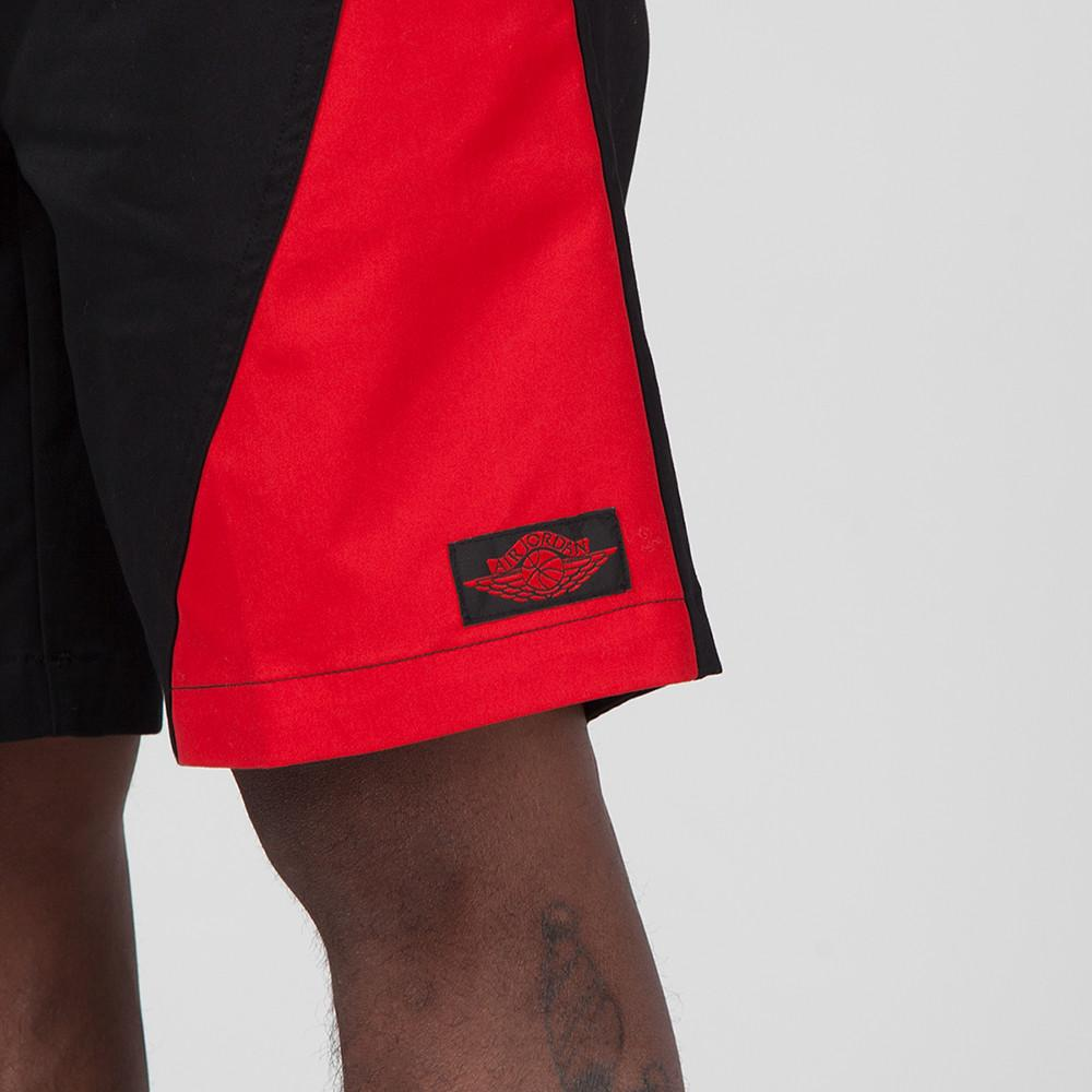 JORDAN BLUE LABEL TIER ZERO MUSCLE SHORT / UNIVERSITY RED