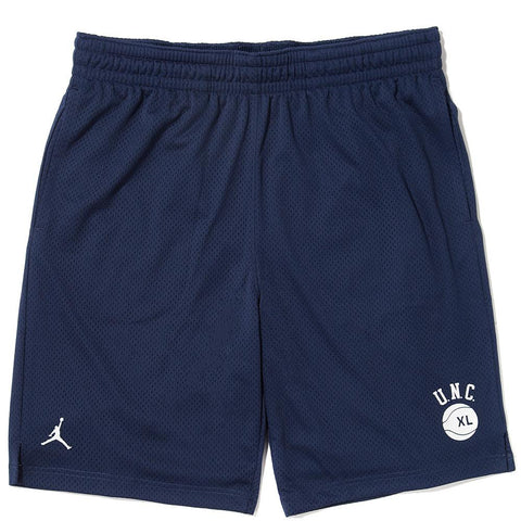 JORDAN MJ ALL TIME SHORTS / COLLEGE NAVY