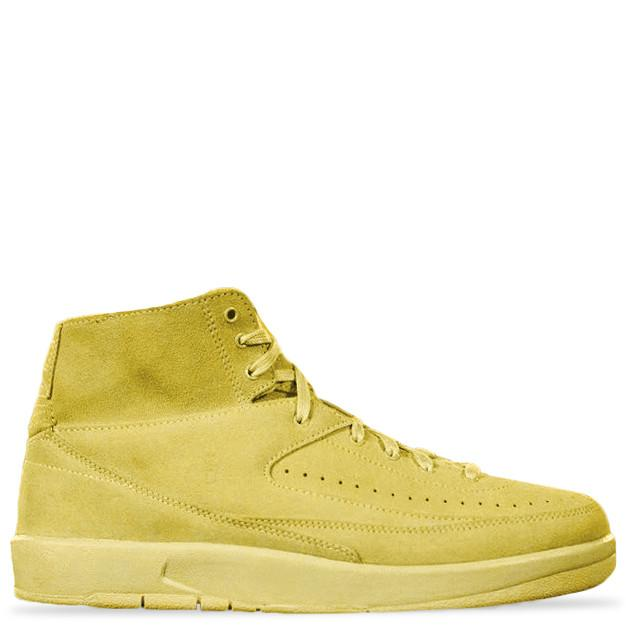 JORDAN 2 RETRO DECON QS / MINERAL GOLD