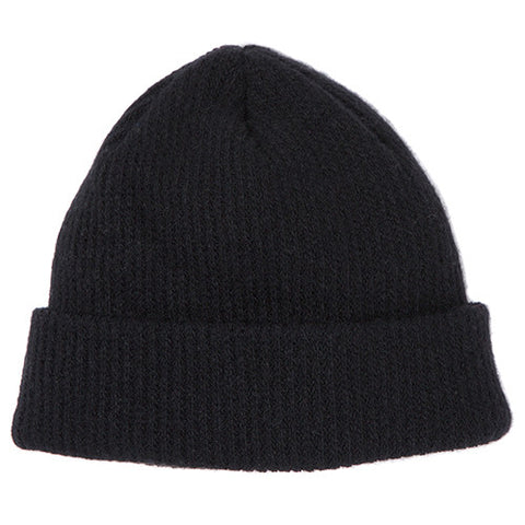 {ie CASHMERE WATCH CAP / BLACK - 1
