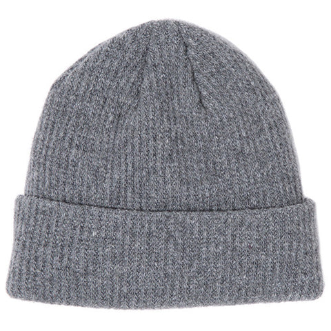 {ie CASHMERE WATCH CAP / CHARCOAL - 1