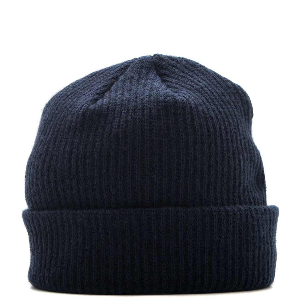 style code 9001ACF17NVY. {ie CASHMERE WATCH CAP / NAVY