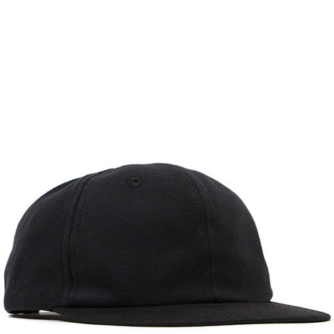 {ie 19TWENTY STRAP BACK / BLACK - 1