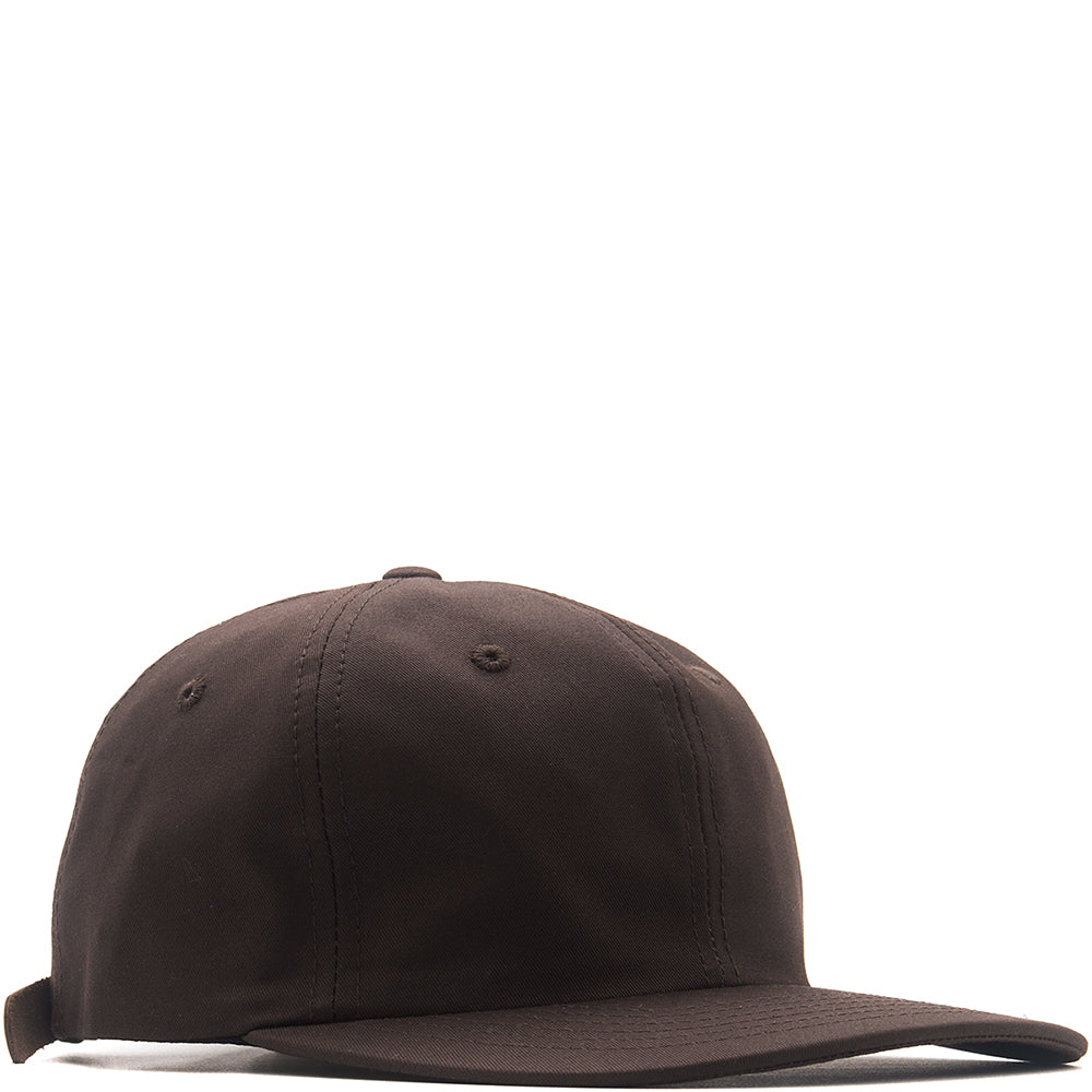 style code 9029ACF17BRN. {ie BASEBALL HAT / BROWN GABARDINE