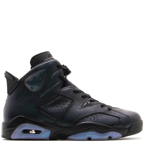 JORDAN 6 RETRO ALL STAR CHAMELEON / BLACK