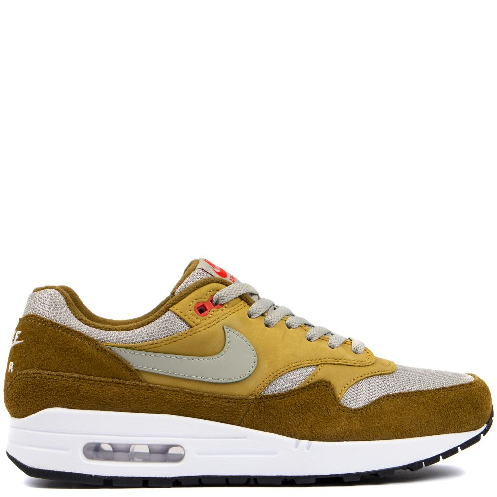 Nike x Atmos Air Max 1 Premium Retro / Green Curry