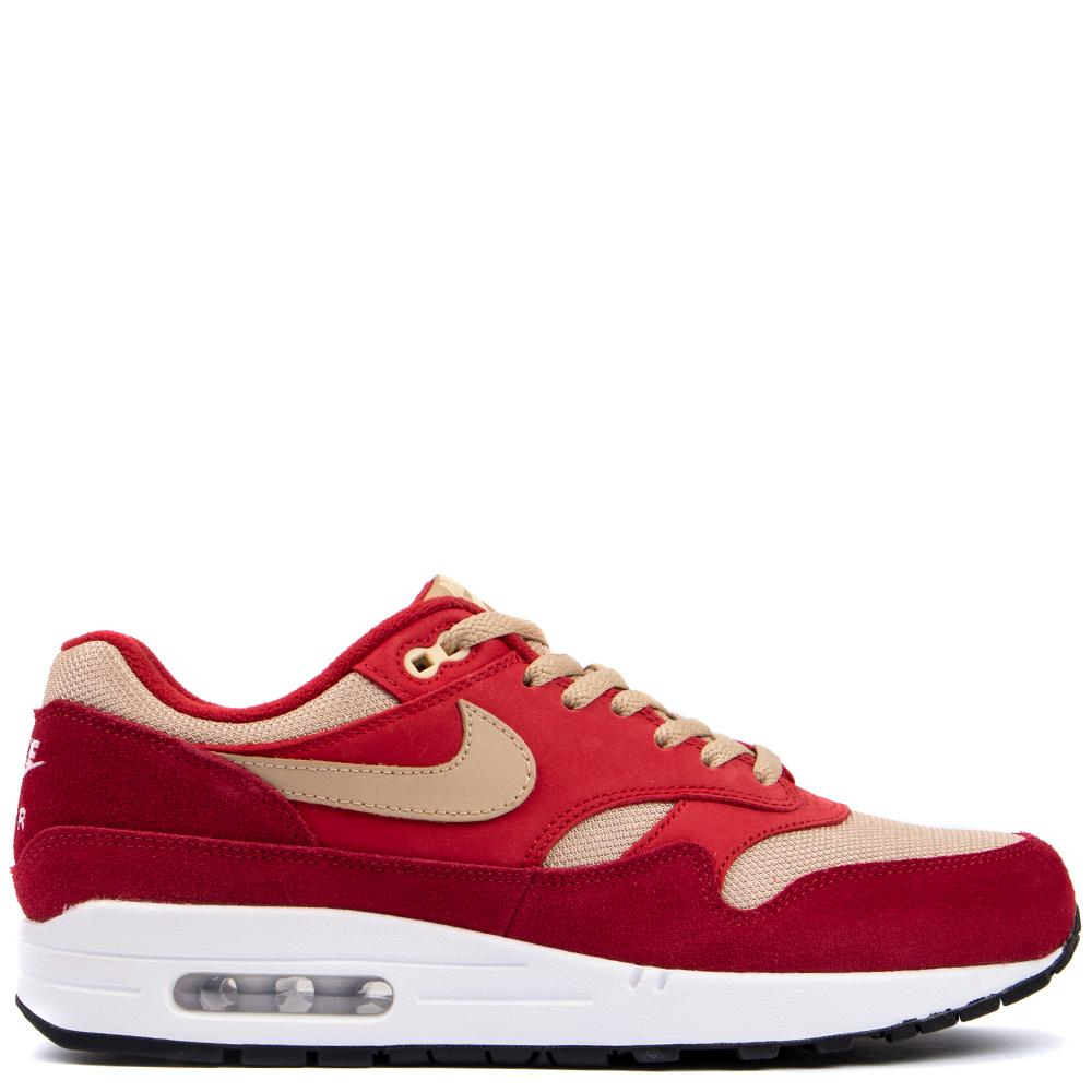 Nike x Atmos Air Max 1 Premium Retro / Red Curry
