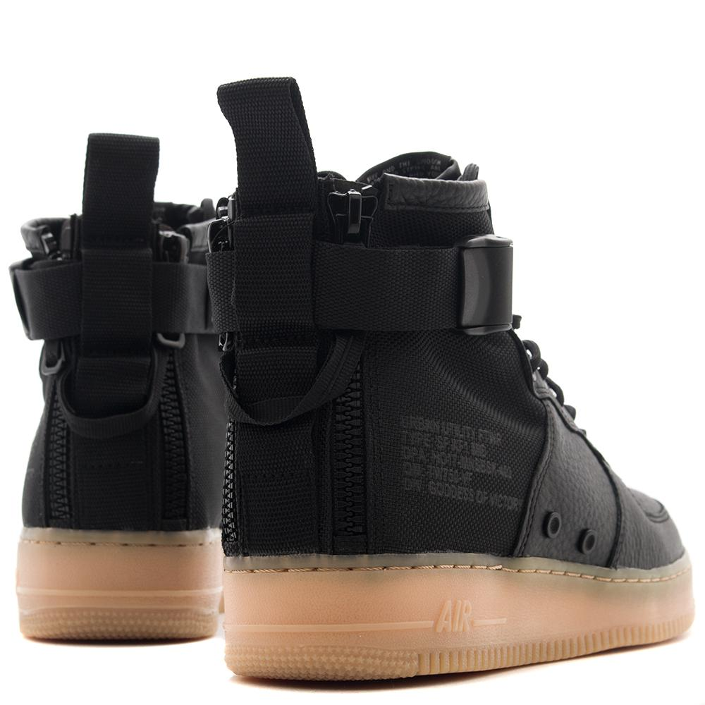 NIKE SF AIR FORCE 1 MID / BLACK