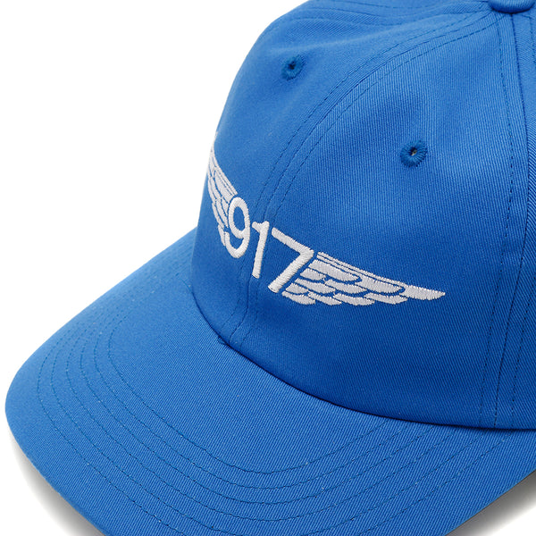 Nine One Seven Team Wings Hat / Navy