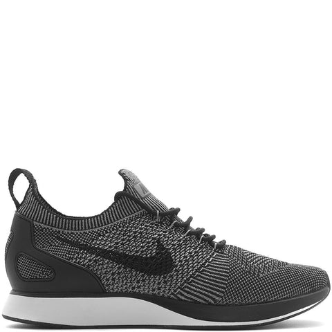 Style code 918264-008. NIKE AIR ZOOM MARIAH FLYKNIT RACER / LIGHT CHARCOAL
