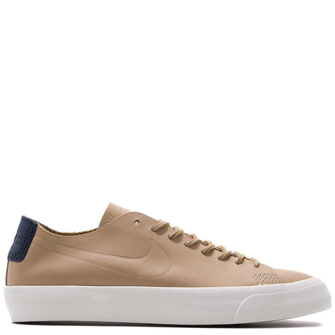 NIKE QS BLAZER STUDIO LOW ALL STAR / VACHETTA TAN