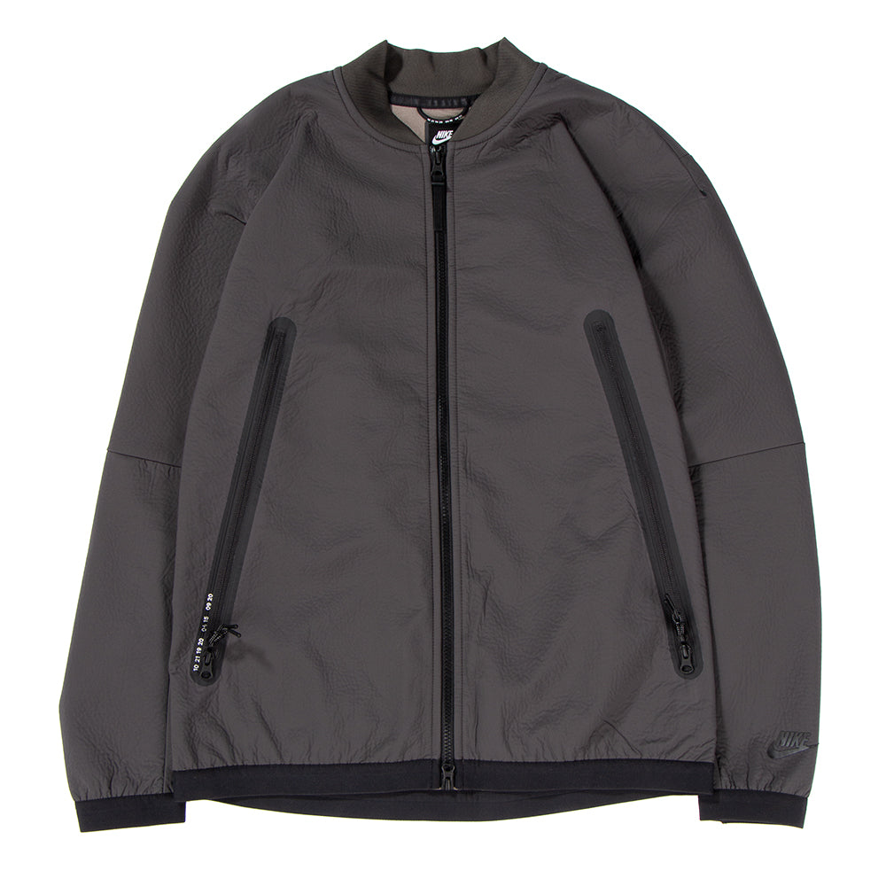 Style code 928561-001. Nike Sportswear Tech Pack Track Jacket / Newsprint