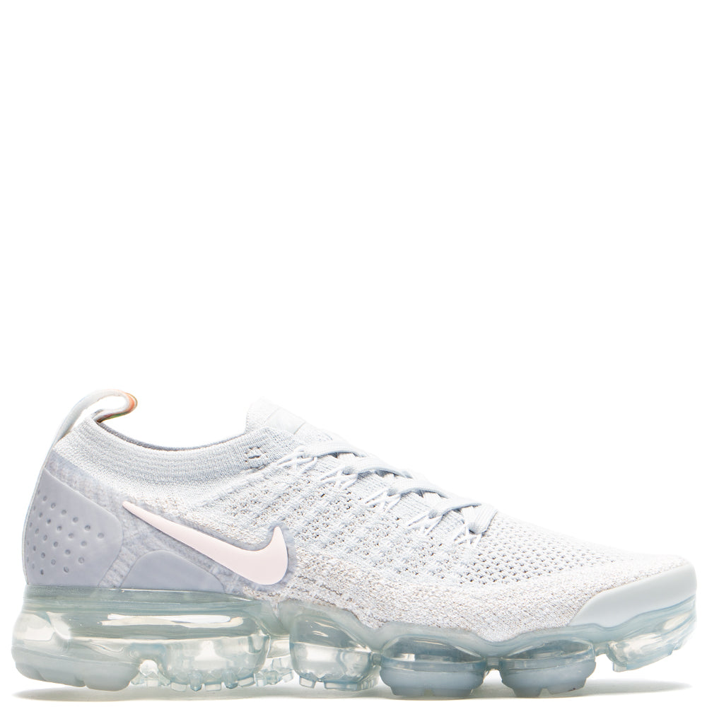 best website e1f28 0109d Nike Womens Air Vapormax Flyknit 2  Pure Platinum