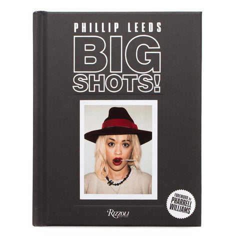 BIG SHOTS BY PHILLIP LEADS. 9780789332646