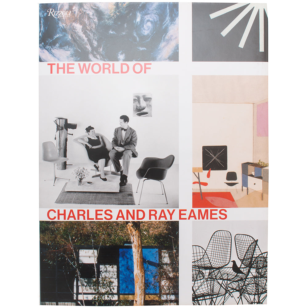 product code 9780847847655. THE WORLD OF CHARLES AND RAY EAMES
