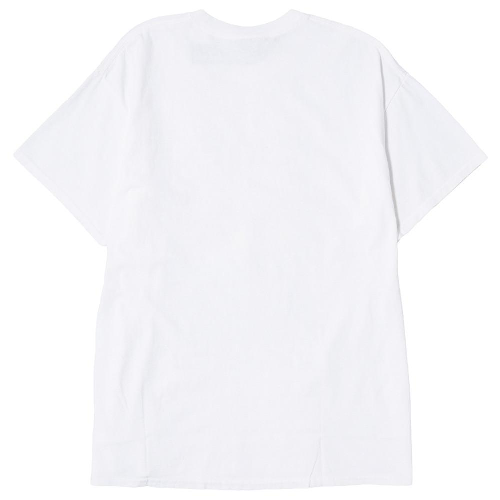 ERASE NO SHIRT SS T-SHIRT / WHITE