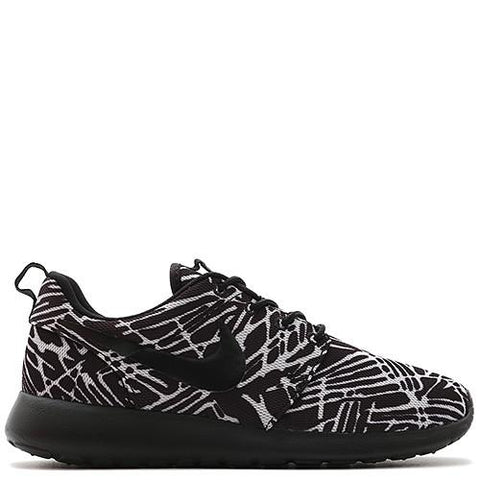 NIKE WOMEN'S ROSHE ONE PRINT BLACK / BLACK - 1