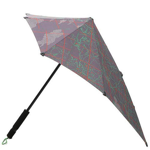MAHARISHI X SENZ ORIGINAL UMBRELLA DPM MAH SAT EUROPE / NIGHT - 1