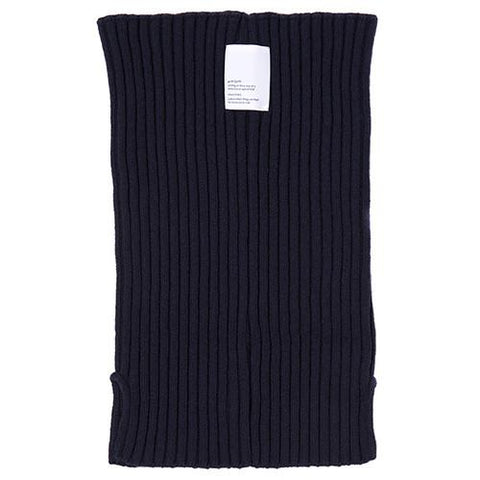 GARBSTORE DYAD NECK WARMER / NAVY - 1