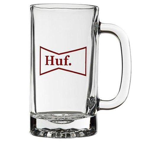 HUF DRINK UP MUG / CLEAR