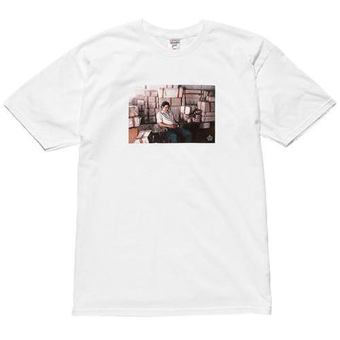 ACAPULCO GOLD EMPIRE T-SHIRT / WHITE - 1