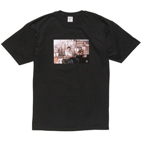 ACAPULCO GOLD EMPIRE T-SHIRT / BLACK