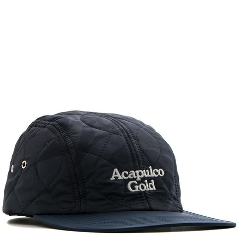 ACAPULCO GOLD OUTLAND QUILTED SPORT CAP / NAVY CAMO - 1