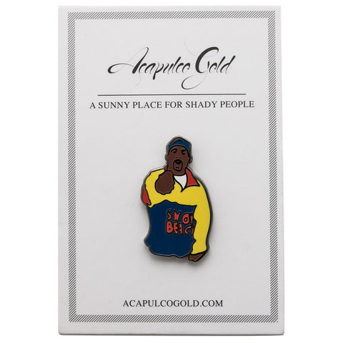ACAPULCO GOLD LAPEL PIN / CHEF. style code AGFA16N