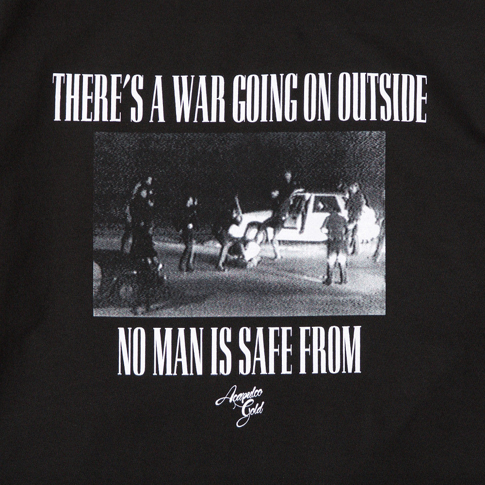 ACAPULCO GOLD WAR T-SHIRT / BLACK - 2