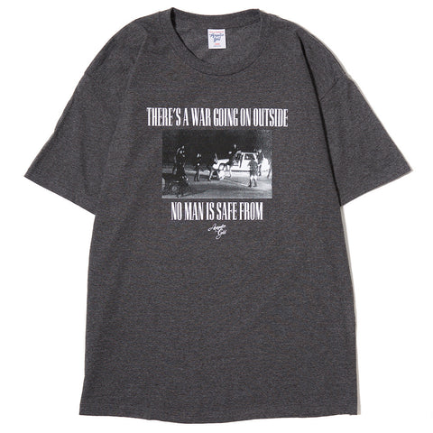 ACAPULCO GOLD WAR T-SHIRT / HEATHER GREY - 1
