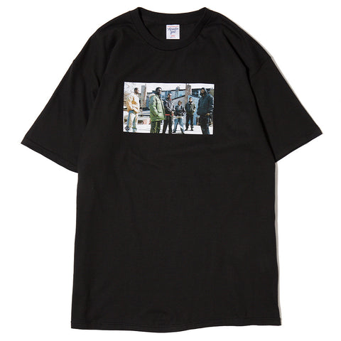ACAPULCO GOLD WIRE T-SHIRT / BLACK - 1