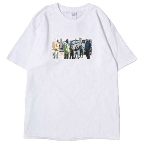 ACAPULCO GOLD WIRE T-SHIRT / WHITE - 1