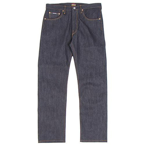 ACAPULCO GOLD AG WORK'ALLS SELVEDGE DENIM / DARK INDIGO - 1