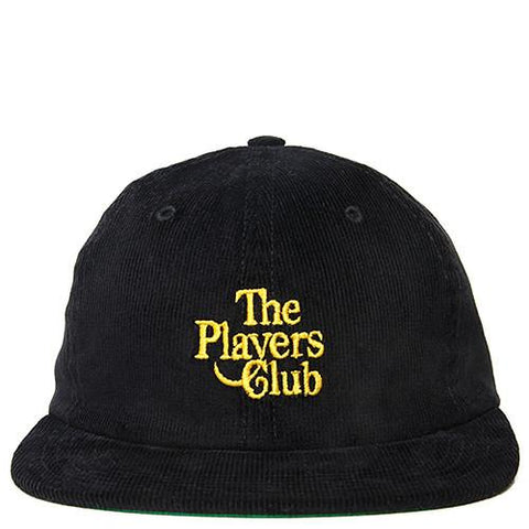 ACAPULCO GOLD PLAYERS CLUB STRAPBACK / BLACK - 1