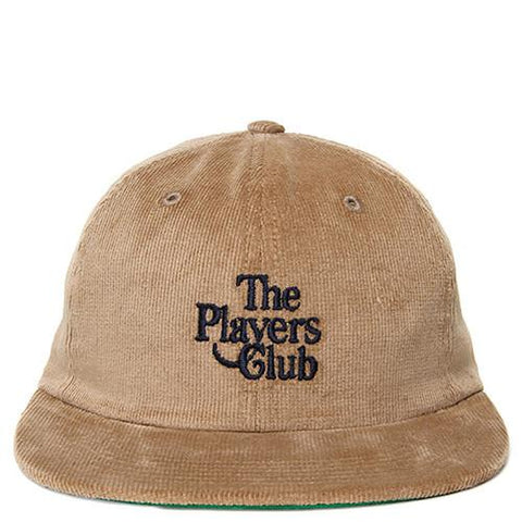 ACAPULCO GOLD PLAYERS CLUB STRAPBACK / KHAKI - 1