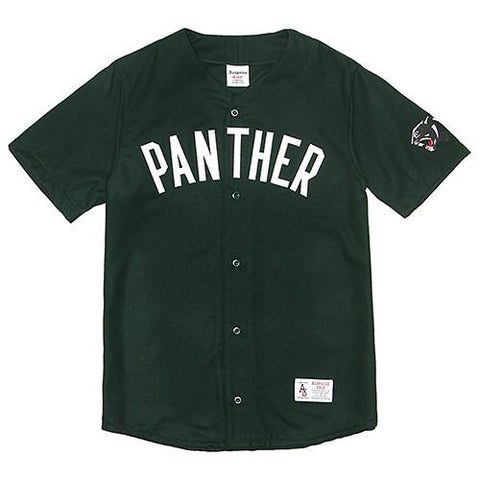 ACAPULCO GOLD PANTHER BASEBALL JERSEY / GREEN - 1