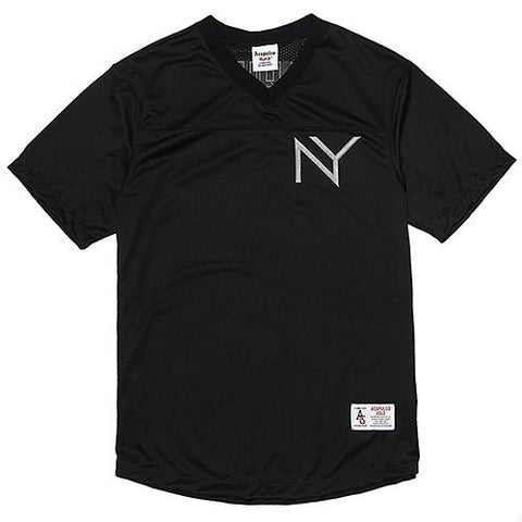 ACAPULCO GOLD AG NY BATTERS JERSEY / BLACK - 1