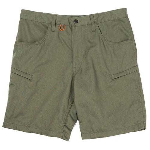 ACAPULCO GOLD AG SAFARI SHORTS / OLIVE - 1